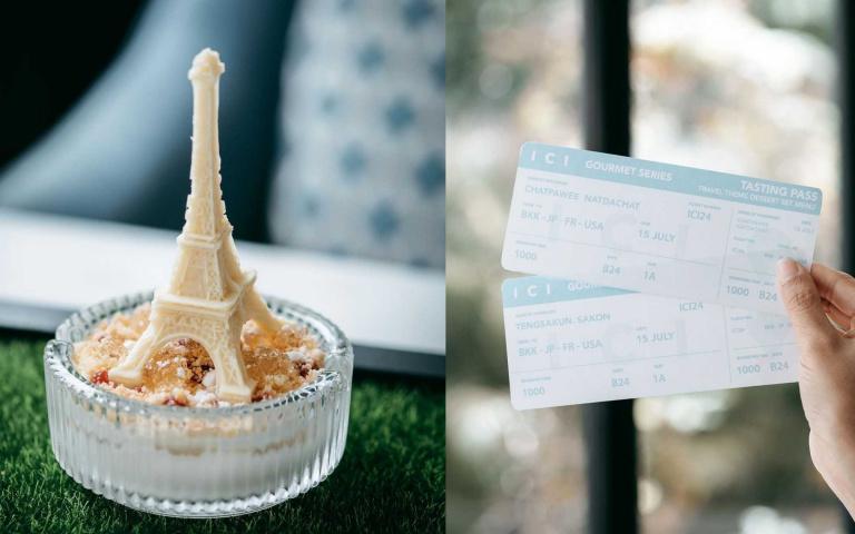 憋壞了嗎?讓曼谷人氣咖啡廳帶你去環遊世界吧!