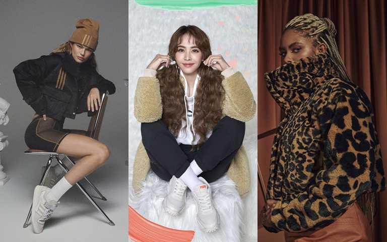 Jolin領軍新女力運動時尚!不穿繽紛鮮豔反而選擇大地色系泰迪絨毛、豹紋&皮革,街頭運動風都是這樣穿出時尚份量的!