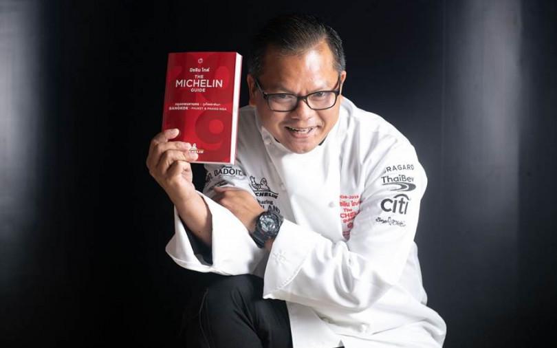 曼谷米其林一星名廚來台 端出融匯古今暹羅料理