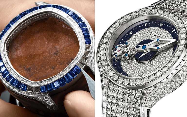 藍寶美鑽極致奢華時光!PIAGET伯爵「Polo」系列5款全新珍品 薈萃頂級製錶鑲嵌工藝