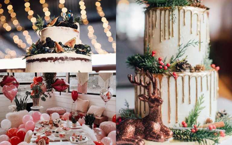 年末派對絕對少不了!顏值爆表蛋糕氣氛UP UP還超級好吃!