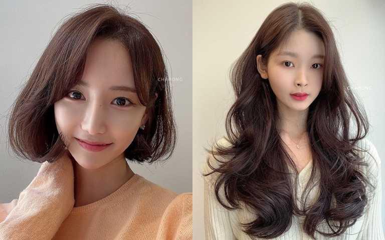 想燙髮的女生必看!長髮流行慵懶捲、短髮流行C字燙 絕對比直髮更有女人味的招桃花髮型一定要選這兩款!
