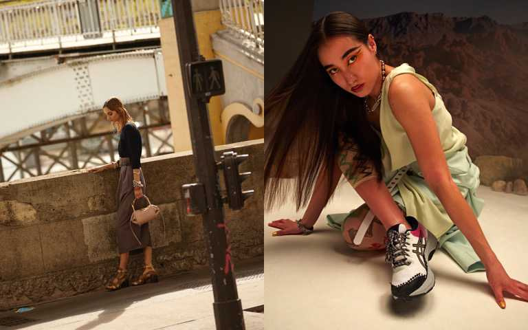 Chloé推個性「硬糖包」、Vivienne Westwood聯名解構球鞋…今年夏天就是要有點酷!