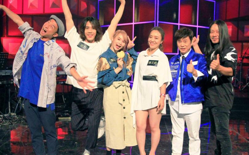 黃西田身高162 參加歌唱比賽遭驅趕:這裡是成人組