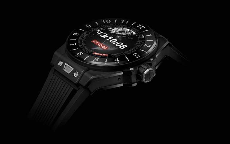 繽紛藝術數位展演!宇舶「BIG BANG e智能腕錶」為每日不同時刻注入魔力色彩