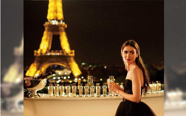 慾望城市團隊新作 《艾蜜莉在巴黎》莉莉柯林斯獨創陰道哲學
