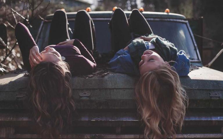 從5個點看看你們是不是真正的閨蜜、摯友