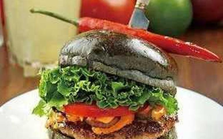 浮誇漢堡4/喀漢堡限定吸睛Selfish Burger