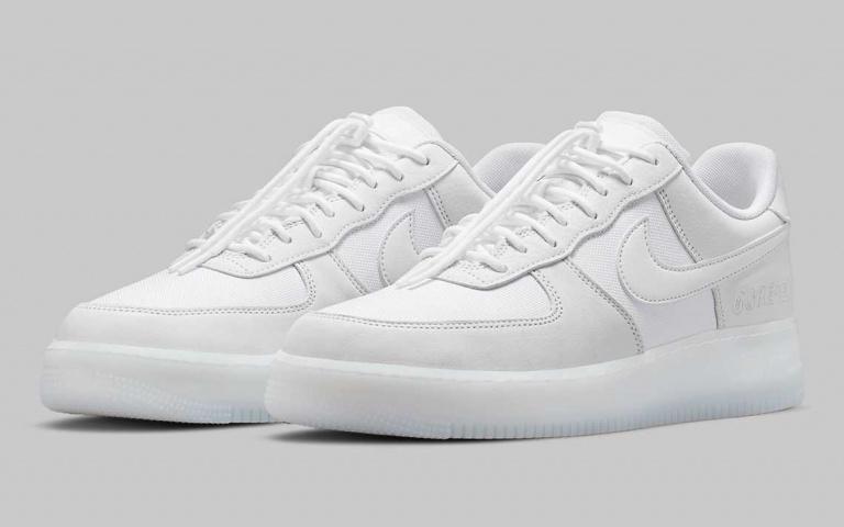 熱愛經典Nike Air Force 1的人都希望的事情成真了!GORE-TEX機能版發佈 又要來燒錢了啦~