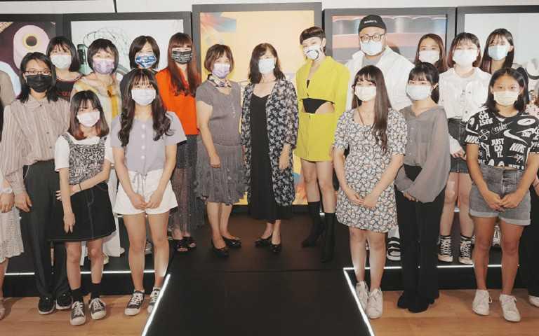 台北青時尚17 普林思頓高中一枝獨秀