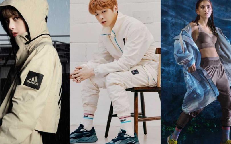 運動風怎麼穿得潮? 人氣韓星BLACKPINK LISA、姜丹尼爾獨具時尚眼光的搭配法