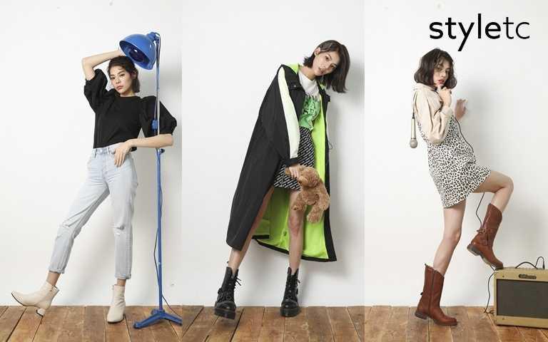 韓流明星都在穿的春靴該怎麼搭?只要買對款式輕鬆搭都能玩出時髦!