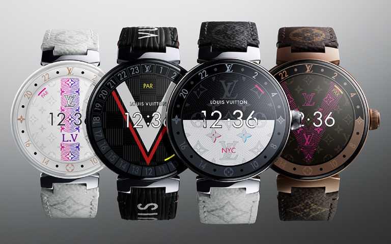 滿滿爆「錶」的迷人大Logo!路易威登「Tambour Horizon智能腕錶」昇華時間觀念