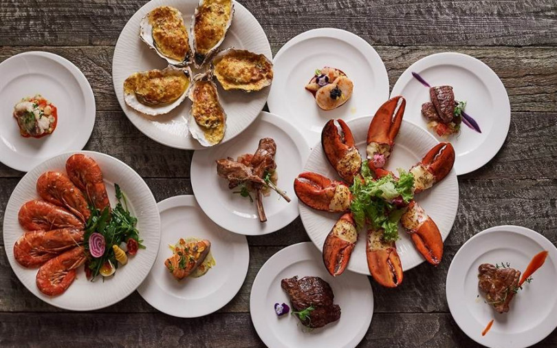 各餐廳主廚輪番上陣 到彩匯自助餐廳吃遍美福飯店招牌料理