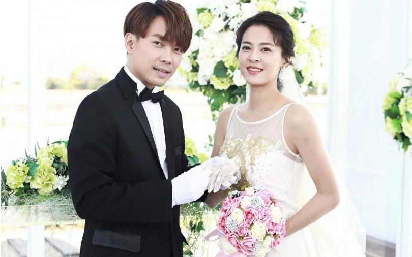 蘇晏霈再披婚紗喊想婚 徵婚條件:男兒身