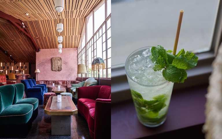 網美級酒吧、網美級調酒再 + 1!夏末夜晚新推六款超美調酒飲這裡喝!