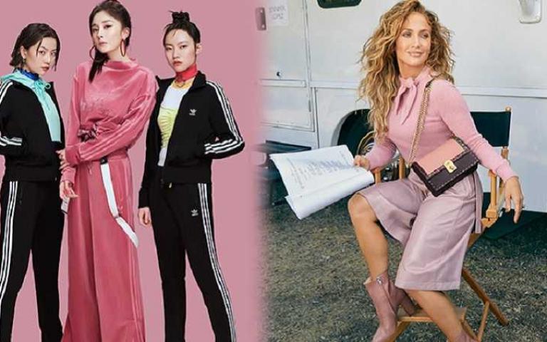 J Lo、楊冪都愛秋冬「粉褐Rose Tan」色,秋冬最強色就是它!
