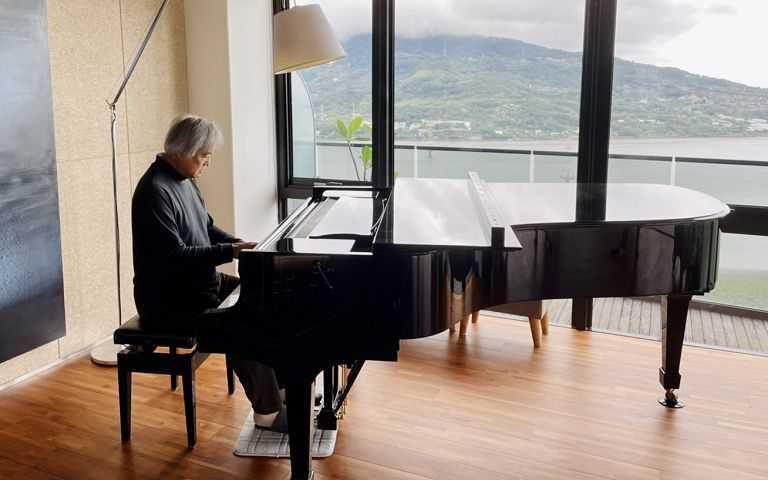 鋼琴大師白建宇獻給歌劇院最重量級的音樂會