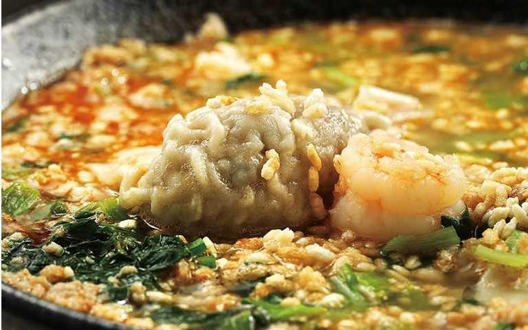 港人百味4/湯玉港式料理 平民版泡飯