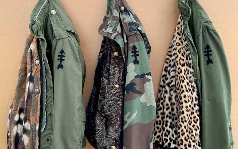 軍外套是永遠的時尚單品~ 將M-65外套昇華的品牌「MZ Archive」!