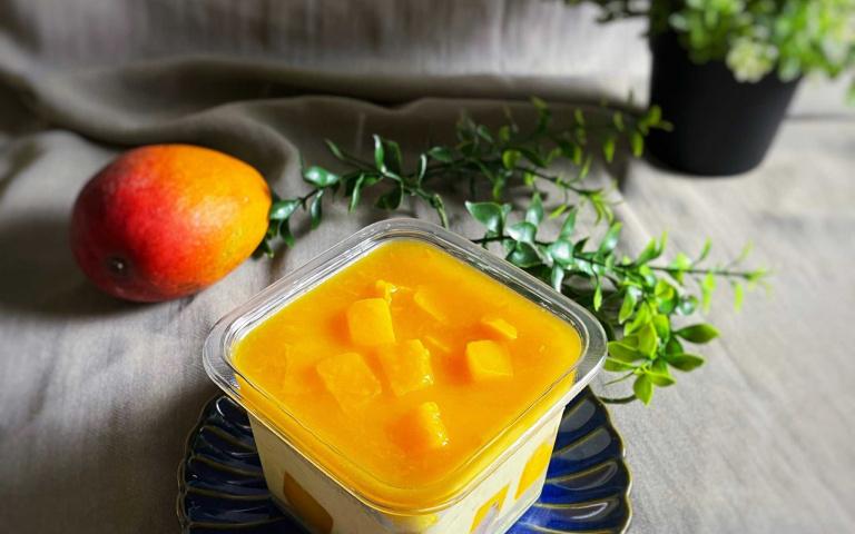 網購平台芒果季 在家享用美味塔派、甜點弁當 大嗑夏雪芒果
