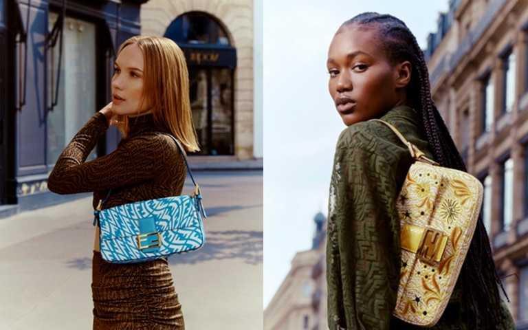 絕美呈現 Baguette 1997包款迷人身影  包盡街邊時尚
