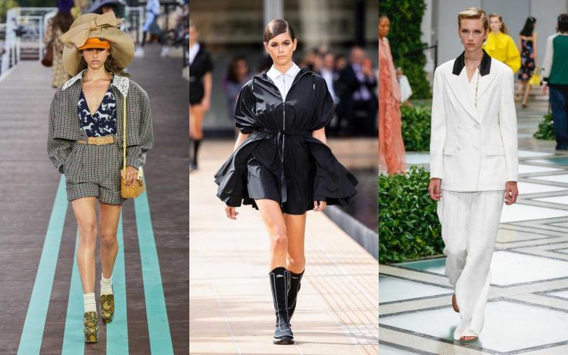 時髦女子必備!OVERSIZED外套該怎麼搭才顯瘦