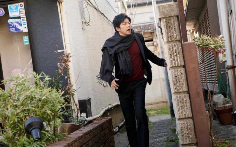 51歲大澤隆夫為戲狂奔 累爆直呼:我不是湯姆克魯斯