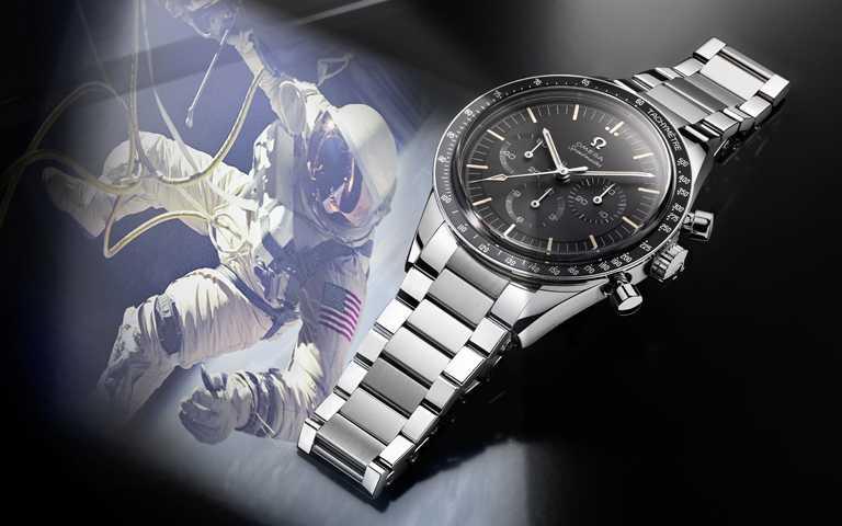 月相盈虧腕間在握!搭載321機芯、金質錶殼 歐米茄「Speedmaster超霸」登月錶傳奇再添新頁!
