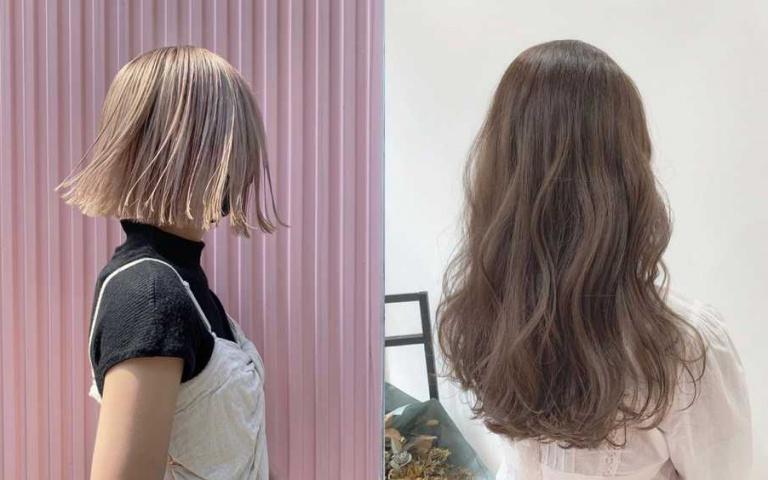 2020秋冬染髮流行趨勢,柔霧感溫柔髮色染起來!