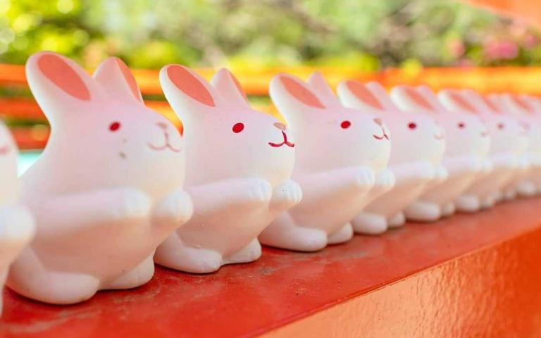 兔迷們看過來!收藏滿滿小兔的京都神社