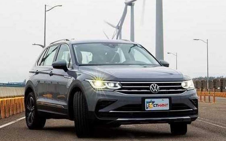 飆上路/配備加滿來踢館 Volkswagen New Tiguan 280 TSI Elegance