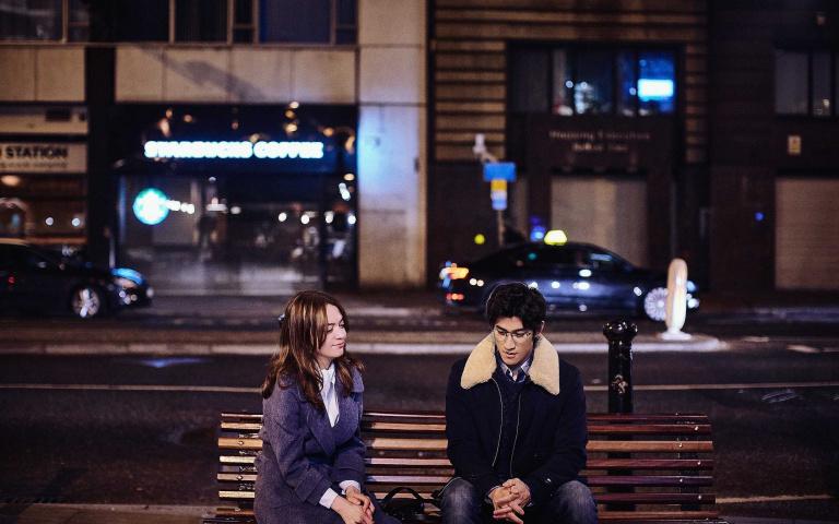 影后張榕容在英國介入男男婚姻!  香港帥哥李治廷為了簽證假結婚 !愛情電影《合法伴侶》8/6上演瘋狂又爆笑的三角戀情~