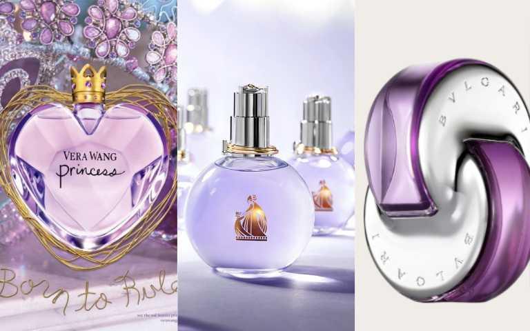 紫色魔幻力量!5款香水推薦給低調奢華的妳