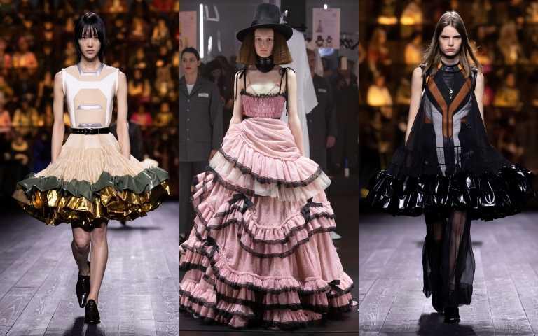 秋冬趨勢總整理!這三個流行重點請筆記:娃娃裝、印花、配件!