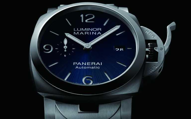 鋼柔並濟時間美學!沛納海「LUMINOR MARINA」升級全新鍊帶錶款 為經典注入嶄新活力