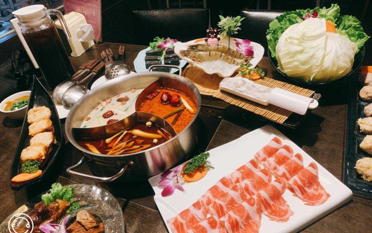 12月就是要吃麻辣鴛鴦鍋暖身!高雄宵夜文第二彈來襲 超人氣粥品「連夏天也想吃」(2)