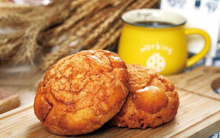 宜蘭人氣麵包店4/十年之后 聯名老牌推新品