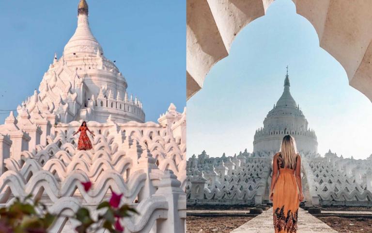 亞洲超浪漫景點!絕美「奶油蛋糕佛塔」零死角,竟被當地封為「世界中心」!