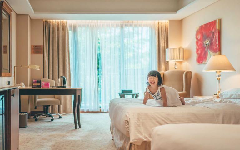 住房現省1萬元+小孩免費住!知名五星酒店推出超狂優惠 身分證「3縣市」有福啦!