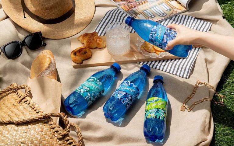 沁涼異國風來襲! 英倫氣泡水、椰子水解渴開喝 北歐冰品強勢登台