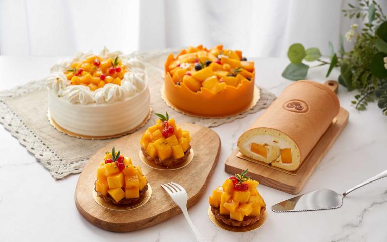 炎夏吃最對味!飯店推出「芒果系列」夢幻甜點,再加碼「DIY點心盒」消耗小孩電力!