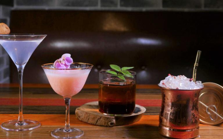 東區超人氣餐酒館客座 以愛為名的4款浪漫調酒