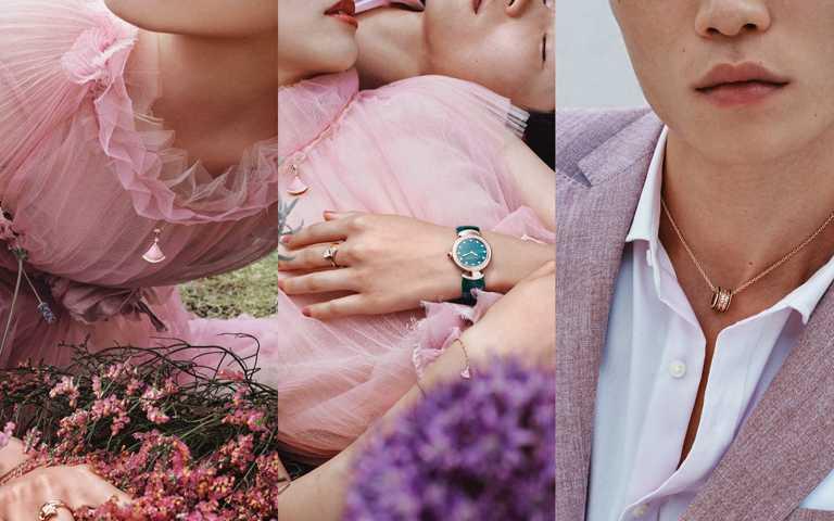 粉紅泡泡滿點的夏日浪漫花園!寶格麗「2020七夕情人節限定」系列妝點真愛時刻