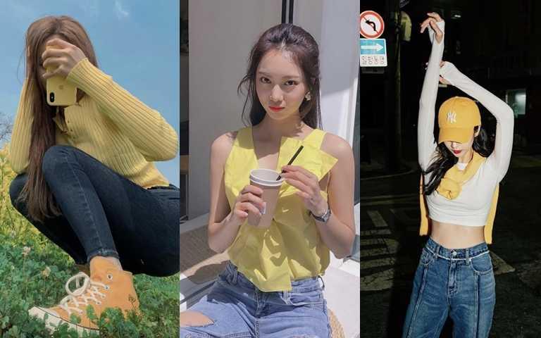 2021 Pantone色「亮麗黃」穿扮技巧公開!不怕買回家不知道怎麼搭 讓妳秒變身最潮時尚達人!