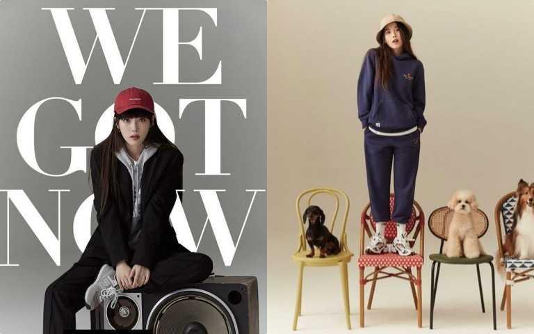 韓國女神IU李知恩重磅代言運動品牌New Balance!首波廣告搶先看!只能說沒人比IU更可愛了!