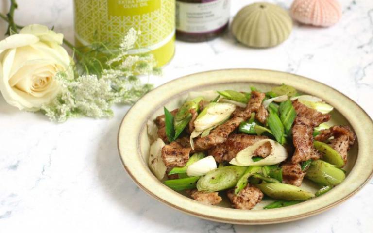 誰說橄欖醬、香醋只能做西餐?飲食旅遊達人 創意中式料理食譜大公開
