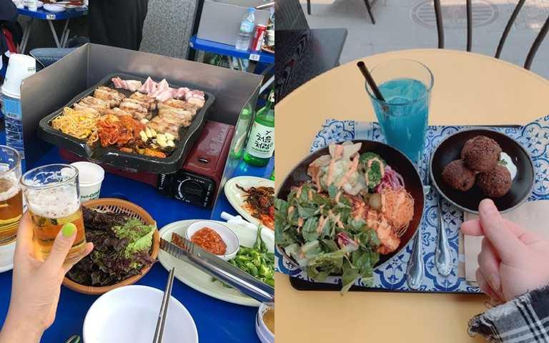 人氣男團SEVENTEEN吃到變會員!韓國最新美食打卡點 時髦美味健康一次打包!