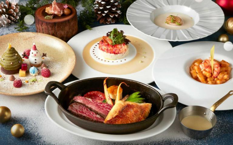 【2020耶誕推薦—大餐篇】奢華海陸饗宴 高檔和牛、龍蝦入菜