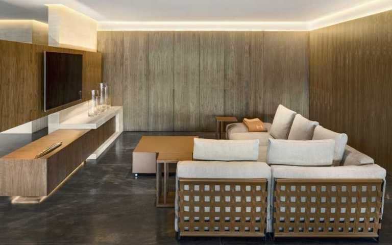 世界上最舒服的沙發,同時也是L型沙發的鼻祖!完全義大利製造的FLEXFORM